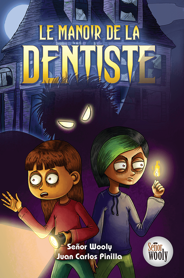 French Graphic Novel, LE MANOIR DE LA DENTISTE