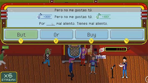 Rocola Gameplay