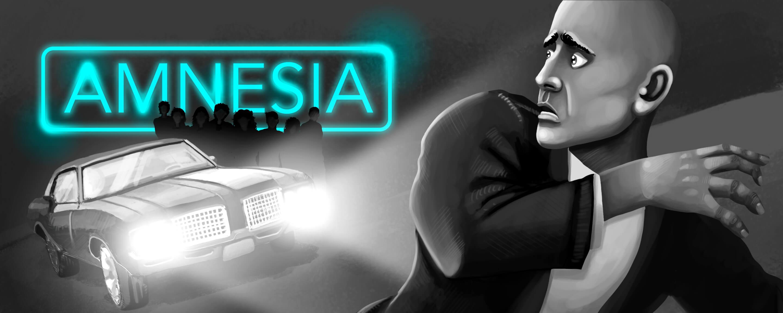 Banner for Amnesia